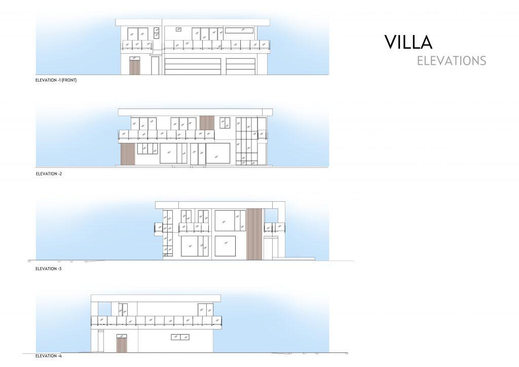 Elevaciones Villa